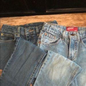 Boys jeans 👖 EUC - no holes